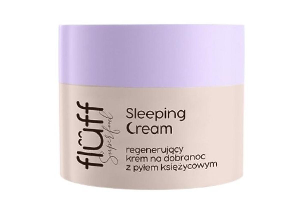 Fluff, Superfood, Sleeping Cream