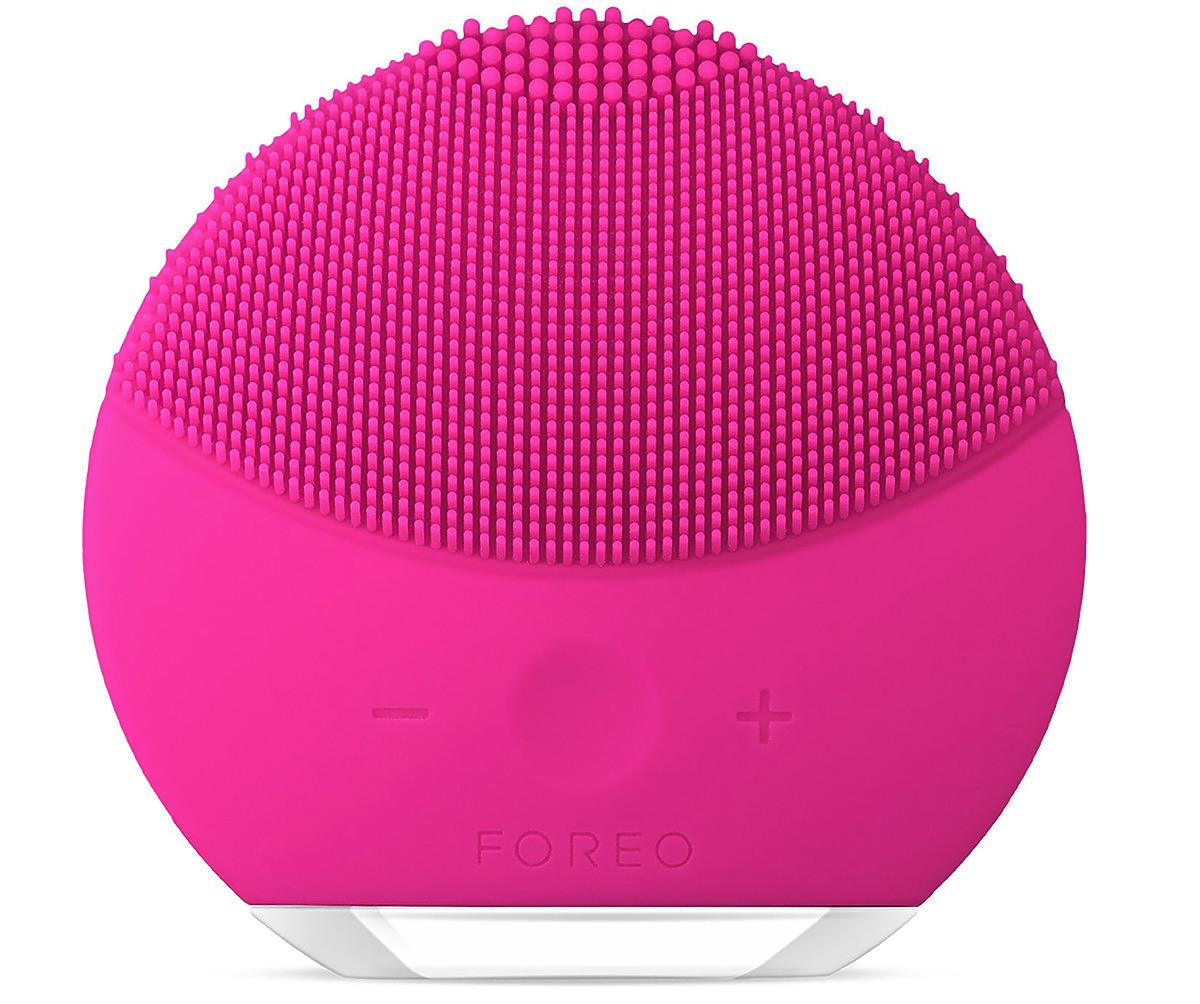 FOREO Luna Mini 2, Sephora, szczoteczka soniczna do twarzy różowa fuksja
