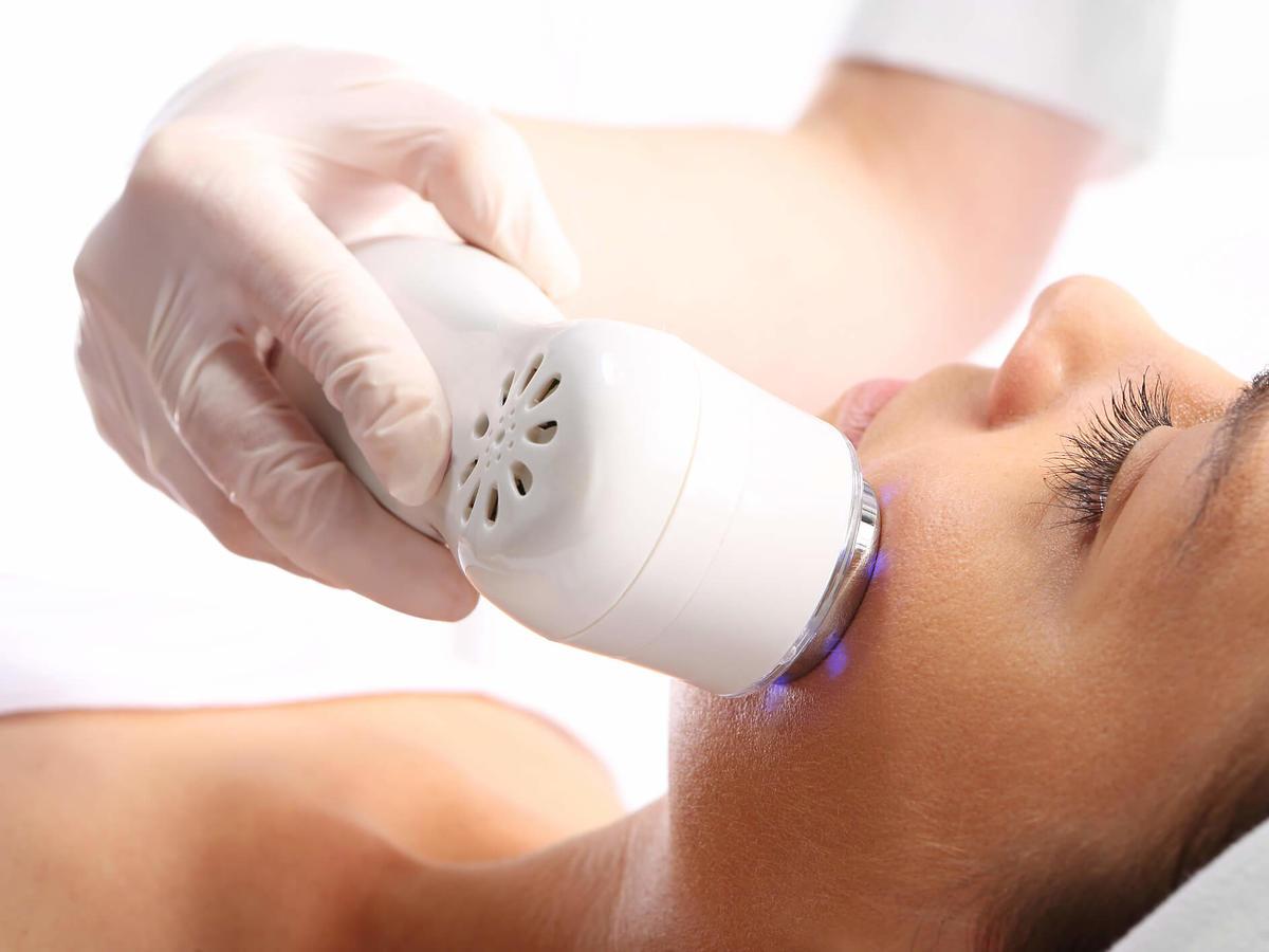 fototerapia na skórę