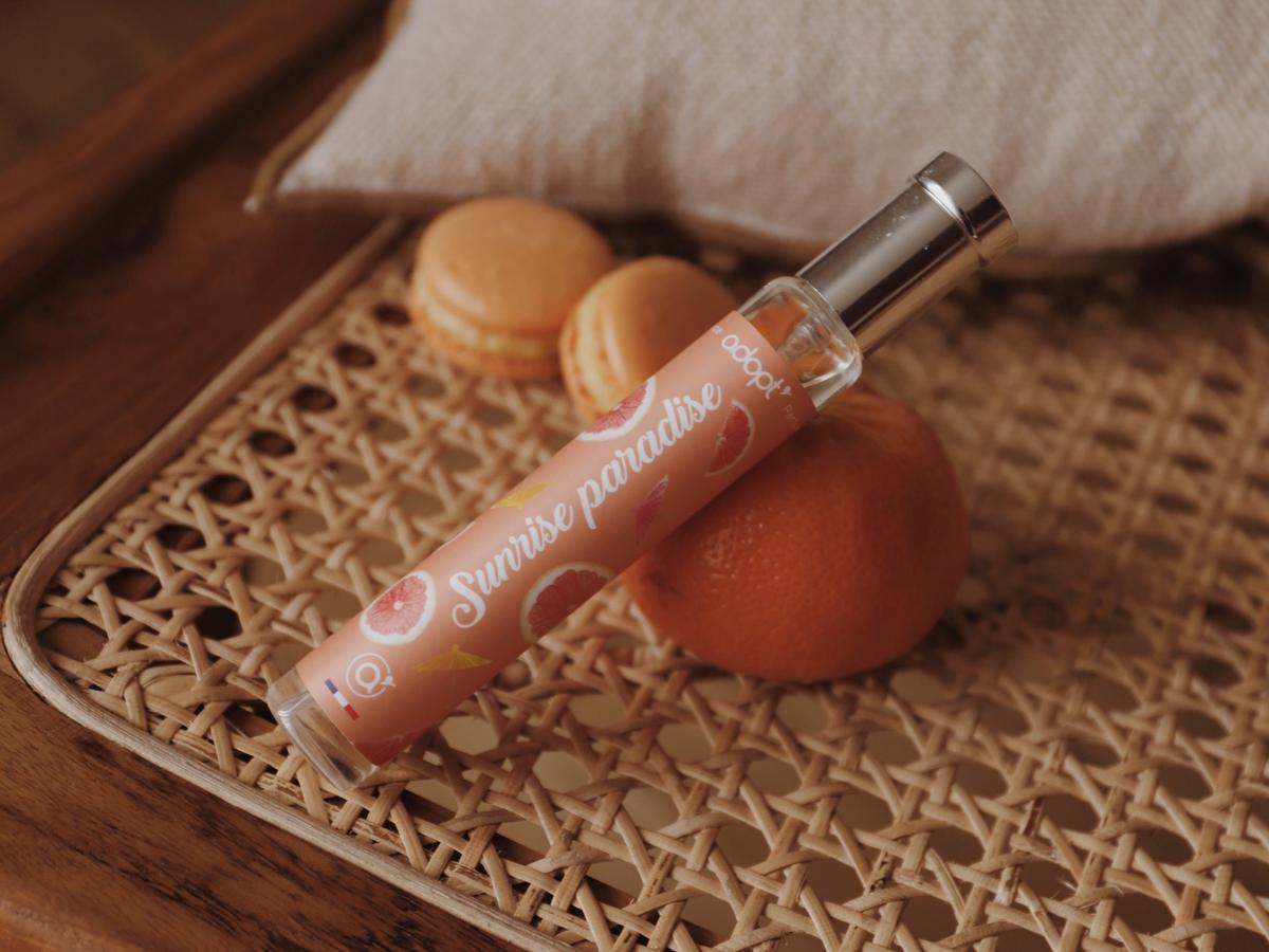 francuskie perfumy Adopt w Rossmannie
