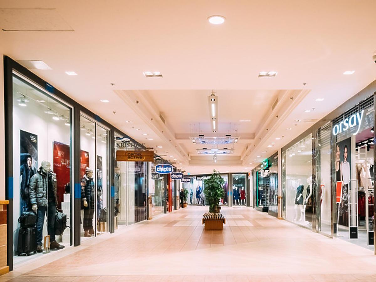 Galerie handlowe otworzą się 18 maja