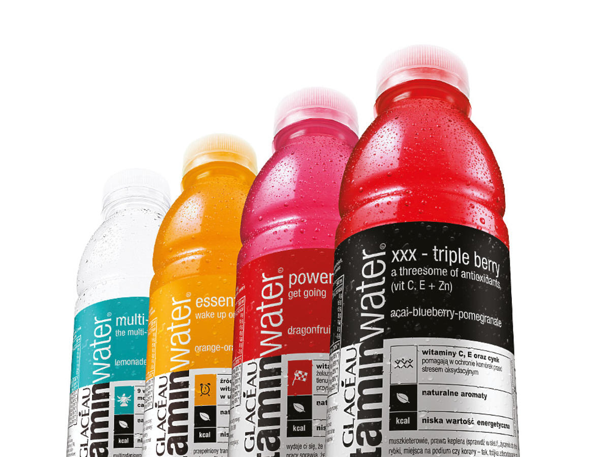 Glacéau vitaminwater