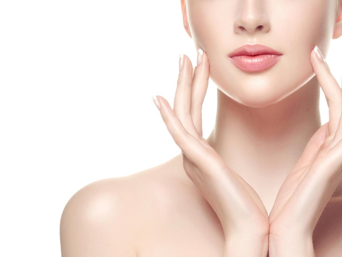 gładka skóra masaż