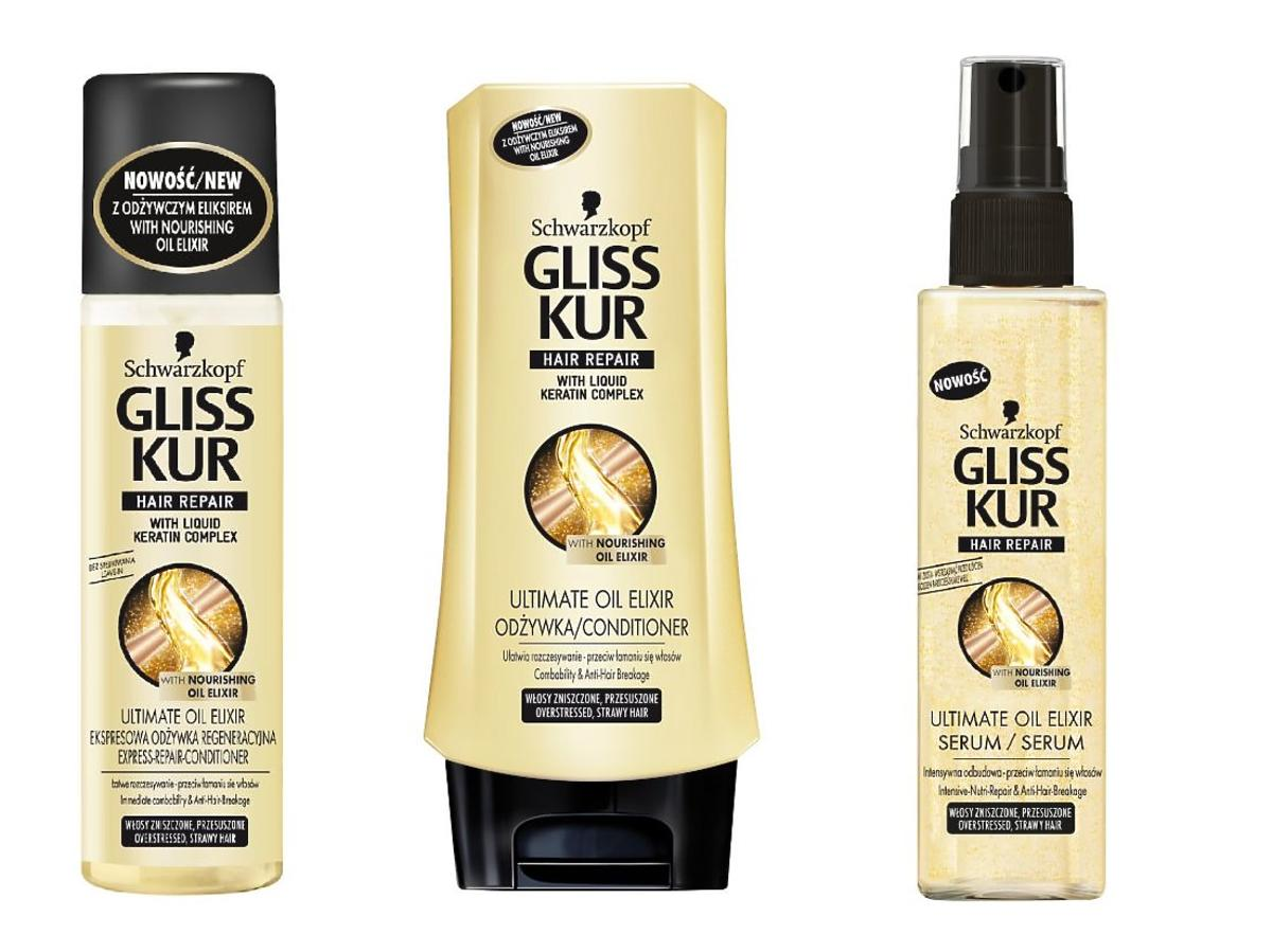 Gliss Kur Ultimate Oil