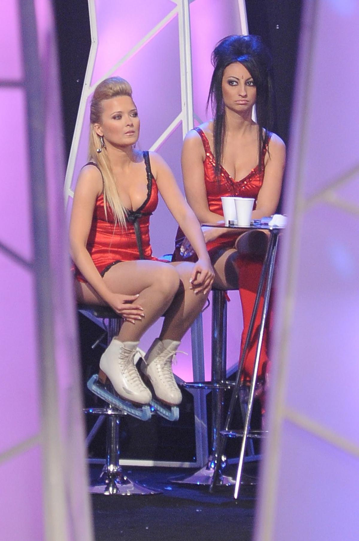 Gosia Andrzejewicz i Jola Rutowicz