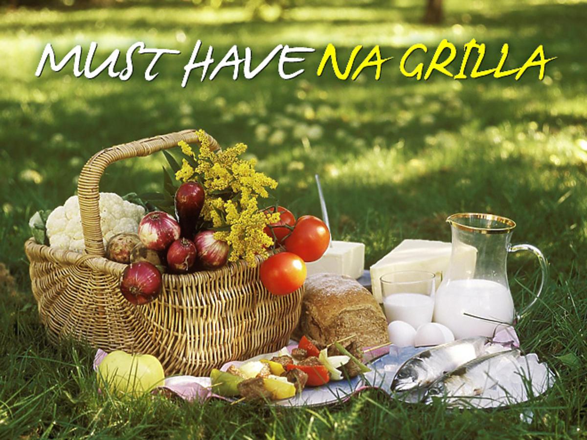 grill piknik