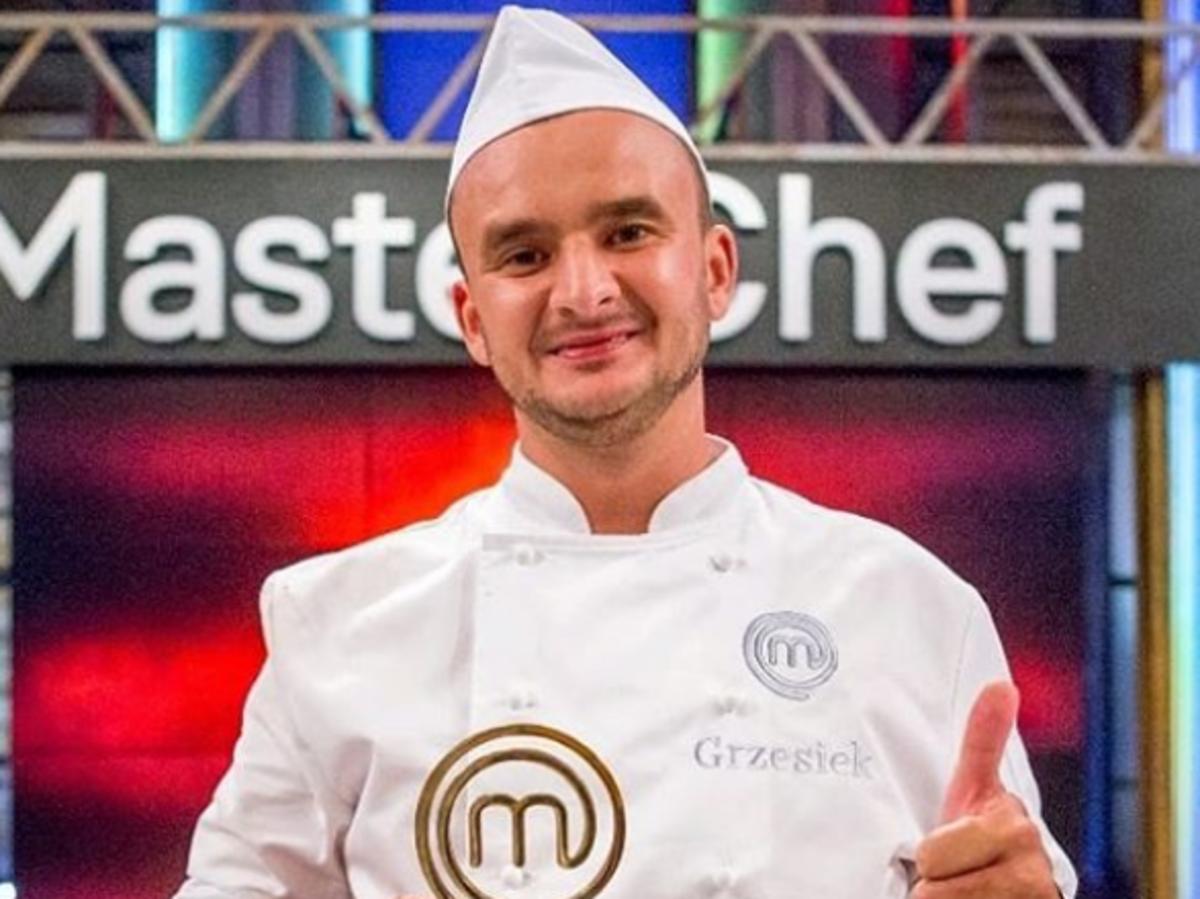 """Grzegorz Zawierucha wygrał """"MasterChef"""""""