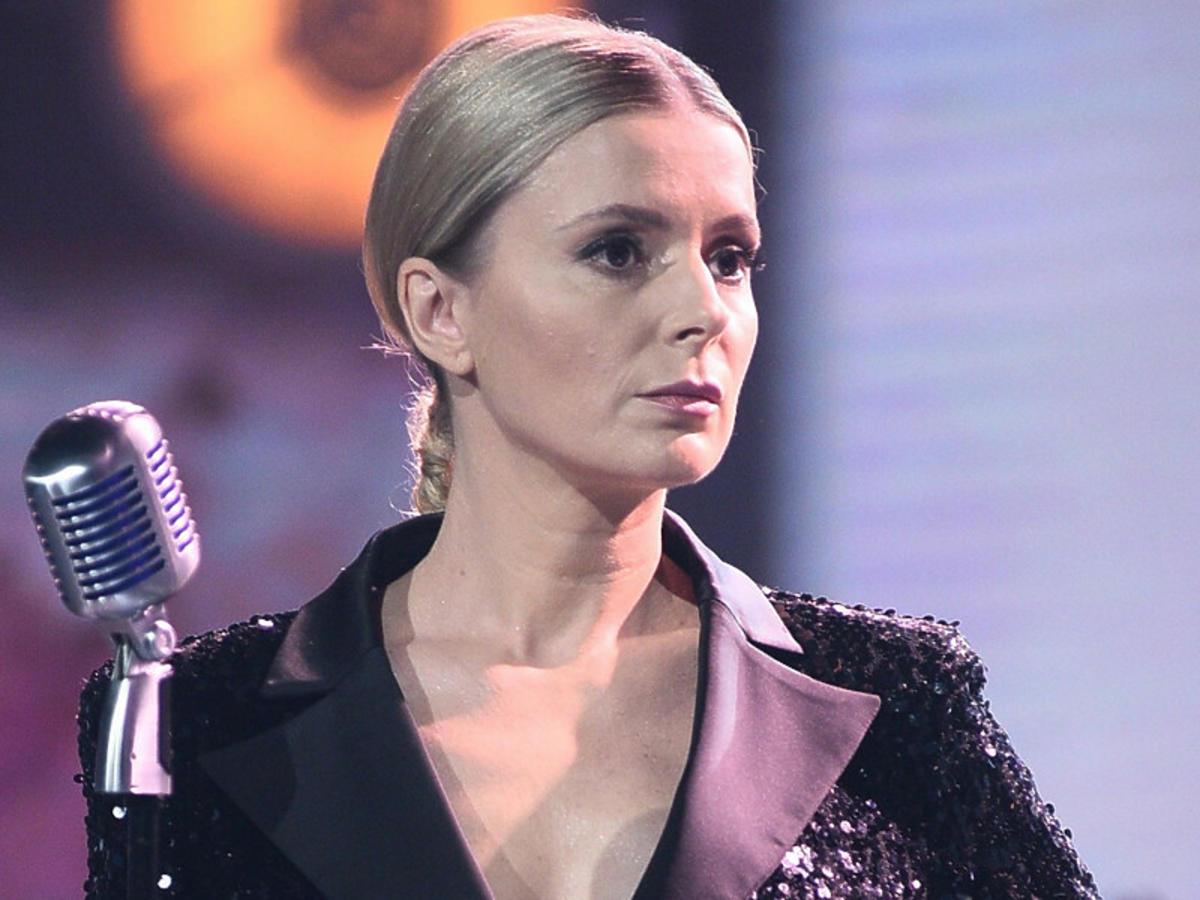 Halina Mlynkova nie chciała ogłaszać drugiej ciąży