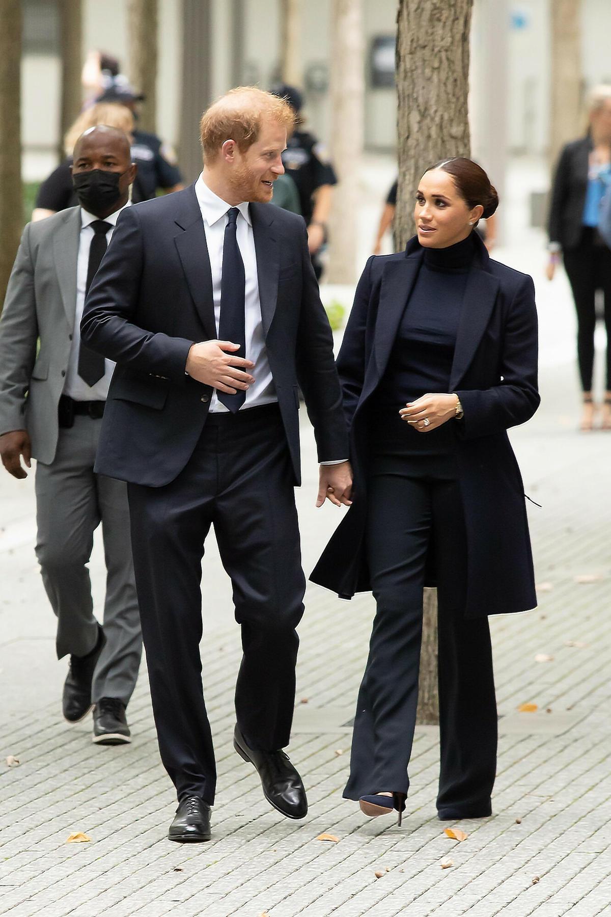 Harry i Meghan odwiedzili Nowy Jork