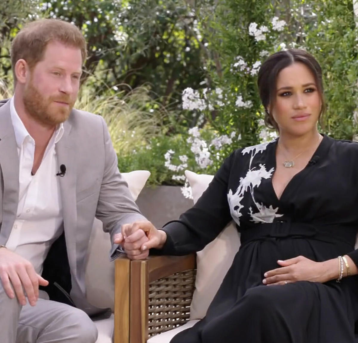 Harry i Meghan, wywiad u Oprah Winfrey