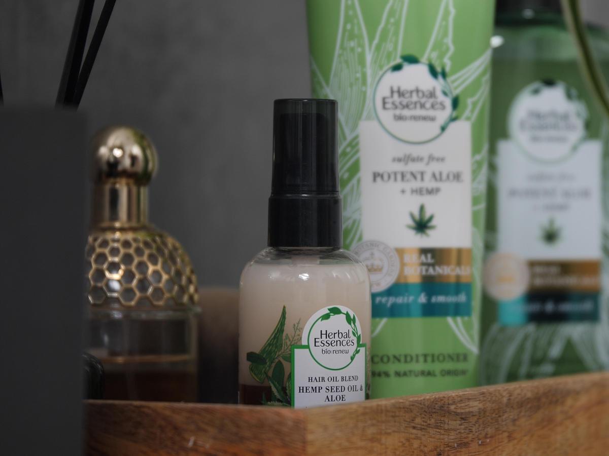 Herbal Essences bio: renew Potent Aloe