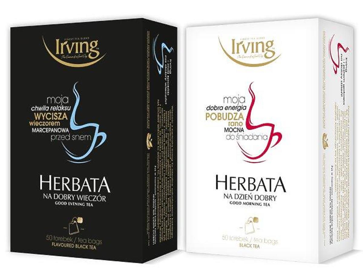 Herbata Irving