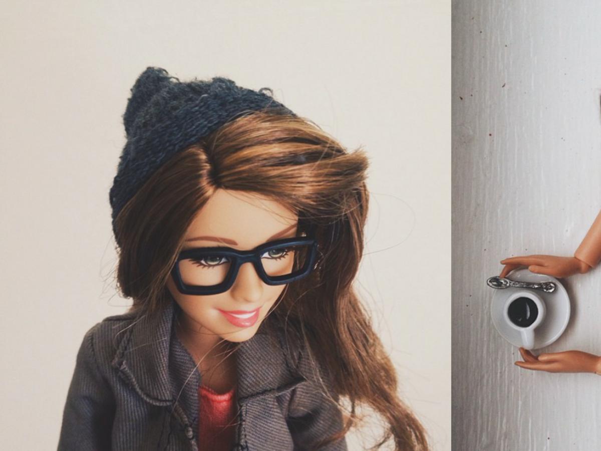 Hipsterska Barbie