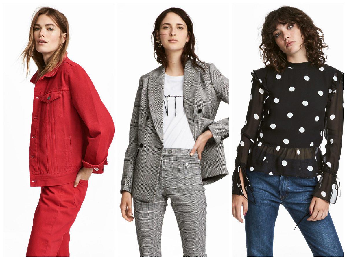 h&m kolekcja jesień zima 2017 2018