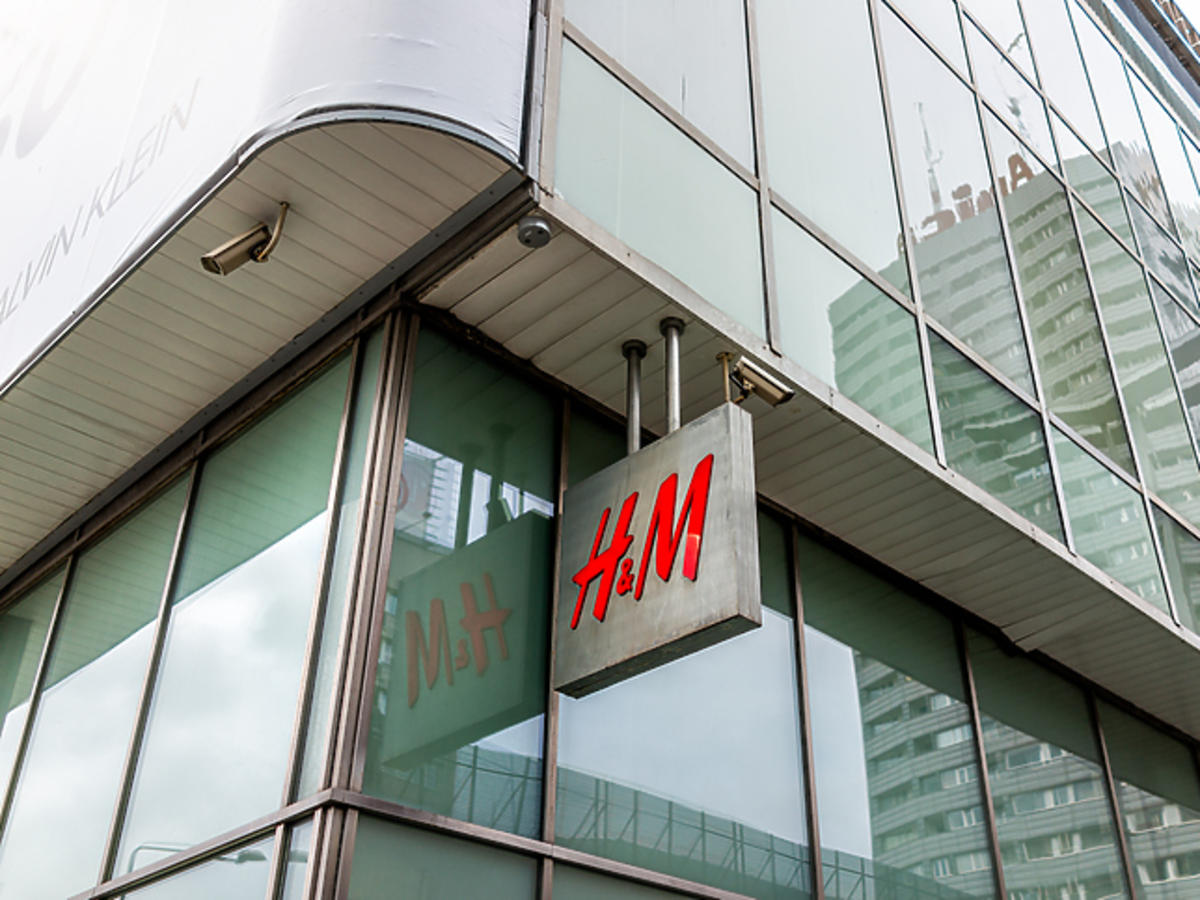H&M otwiera sklepy w dobie koronawirusa