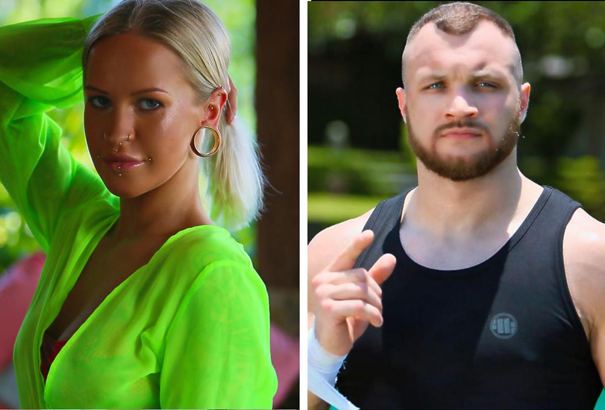 Hotel Paradise: Bartek po zerwaniu z Dominiką wrócił do byłej narzeczonej