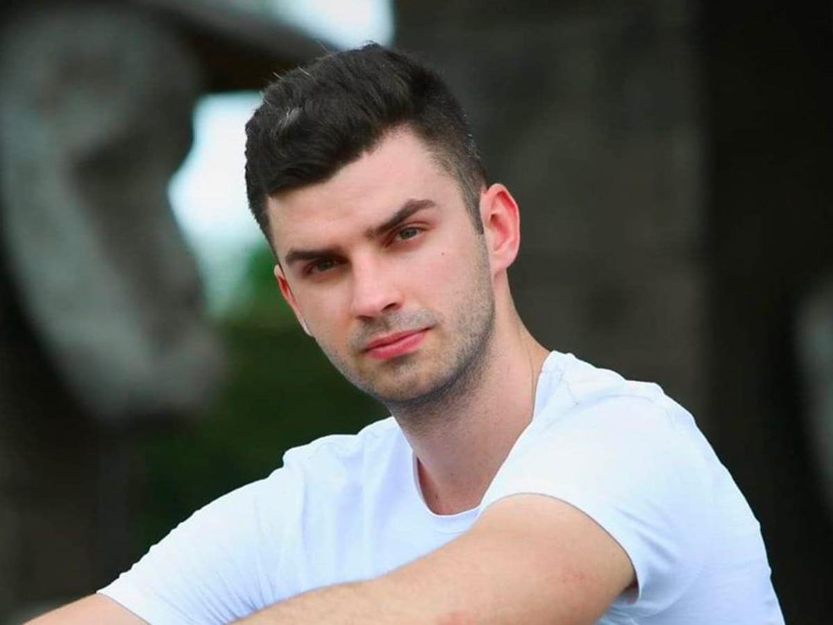 """Hotel Paradise: Łukasz Kobus znany jako """"Długi"""" wziął ślub?!"""