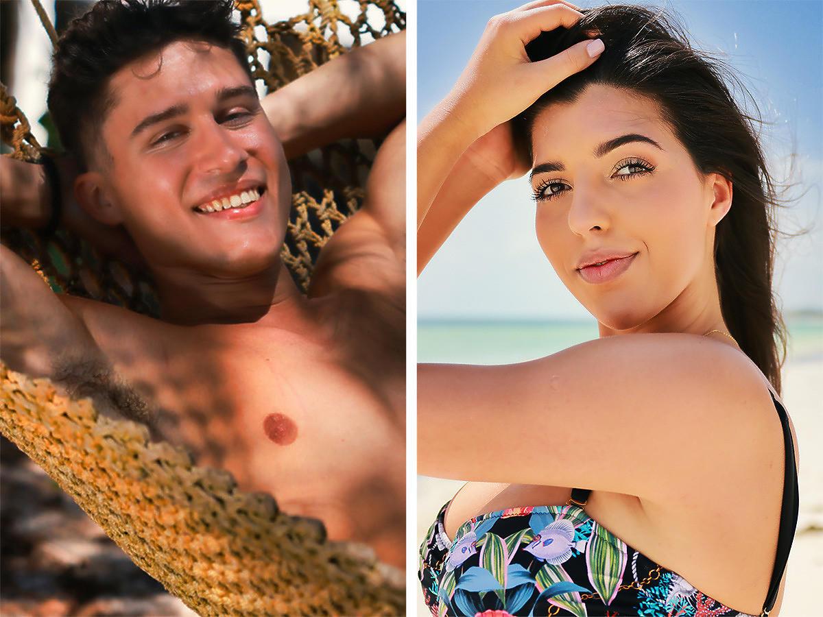 """""""Hotel Paradise"""": Maurycy jest dumny z Luizy"""