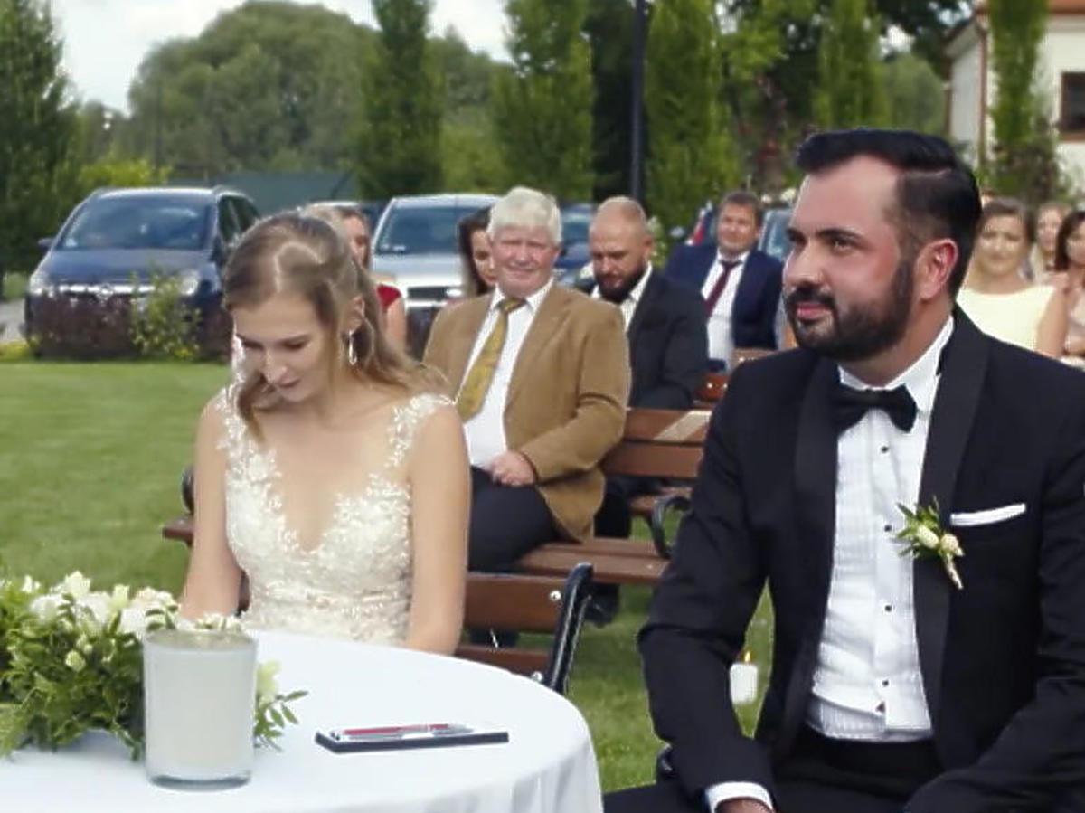 """Iga i Karol """"Ślub od pierwszego wejrzenia"""""""