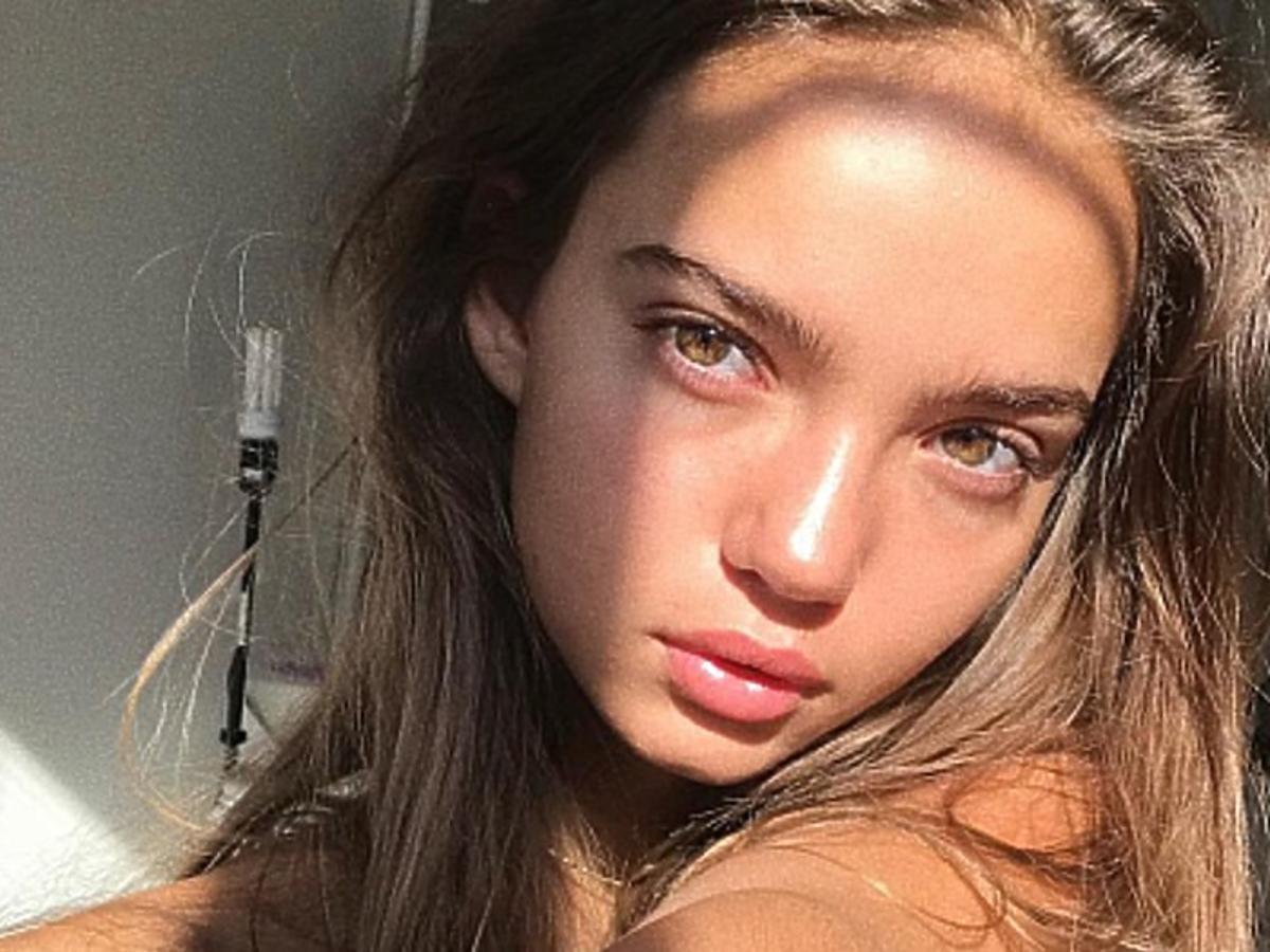 Inka Williams modelka