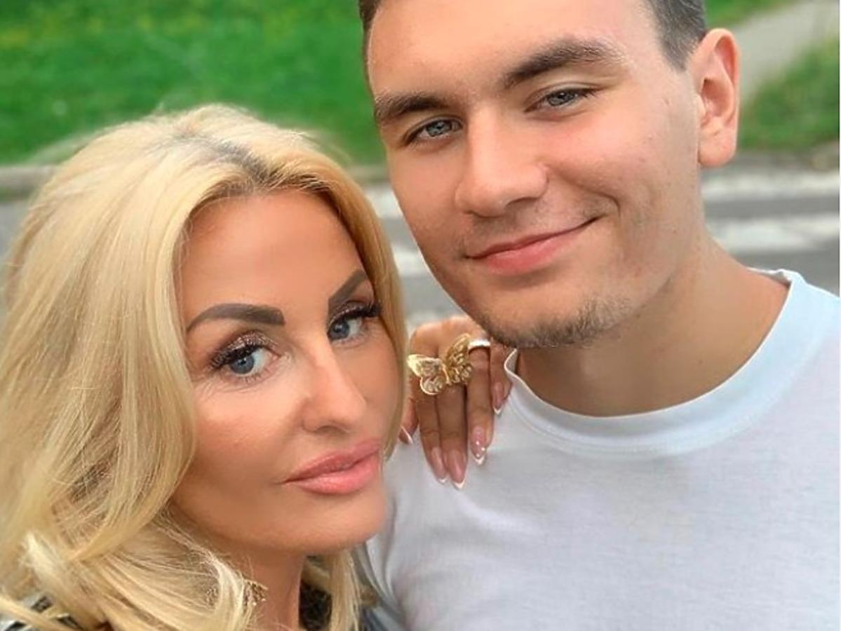 """Internauci zachwycają się muskulaturą syna Dagmary Kaźmierskiej z """"Królowych życia"""""""