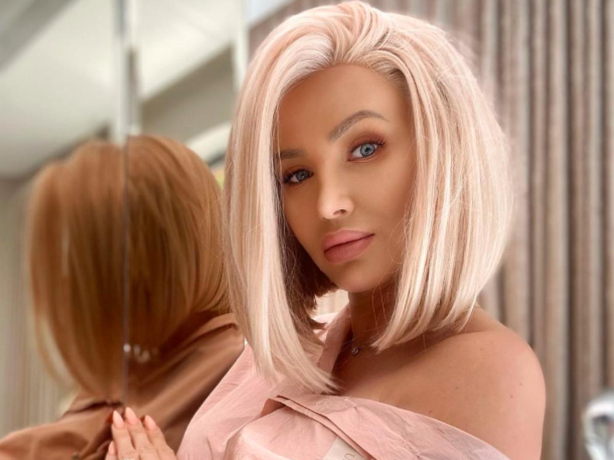 """Iza Macudzińska z """"Królowych życia"""" zdecydowała się makijaż permanentny brwi"""