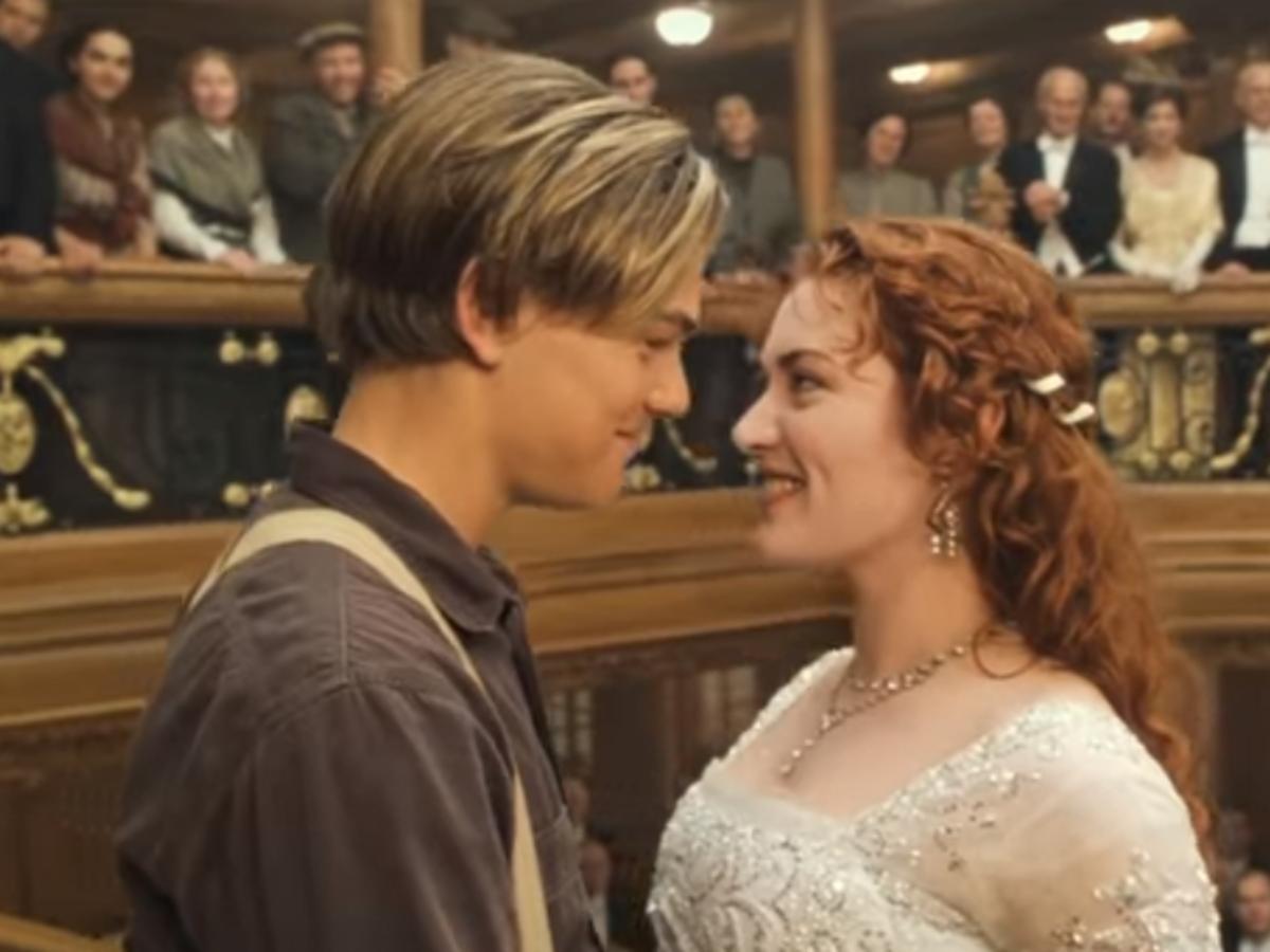 Jack i rose na titanicu