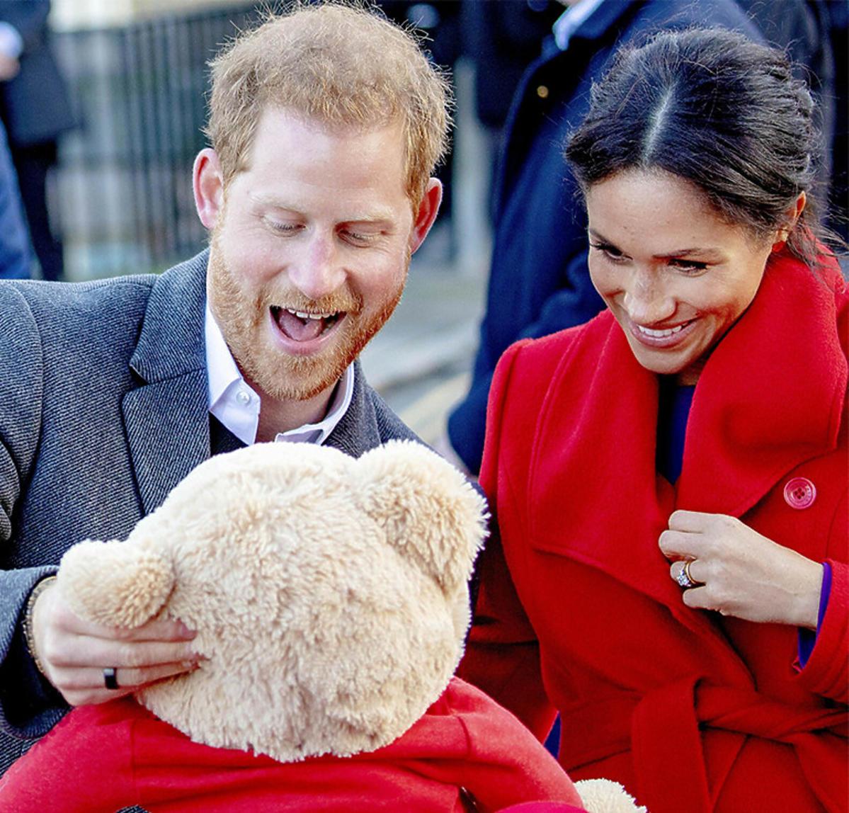 Jak będzie wyglądał baby shower u Meghan Markle i księcia Harry'ego?