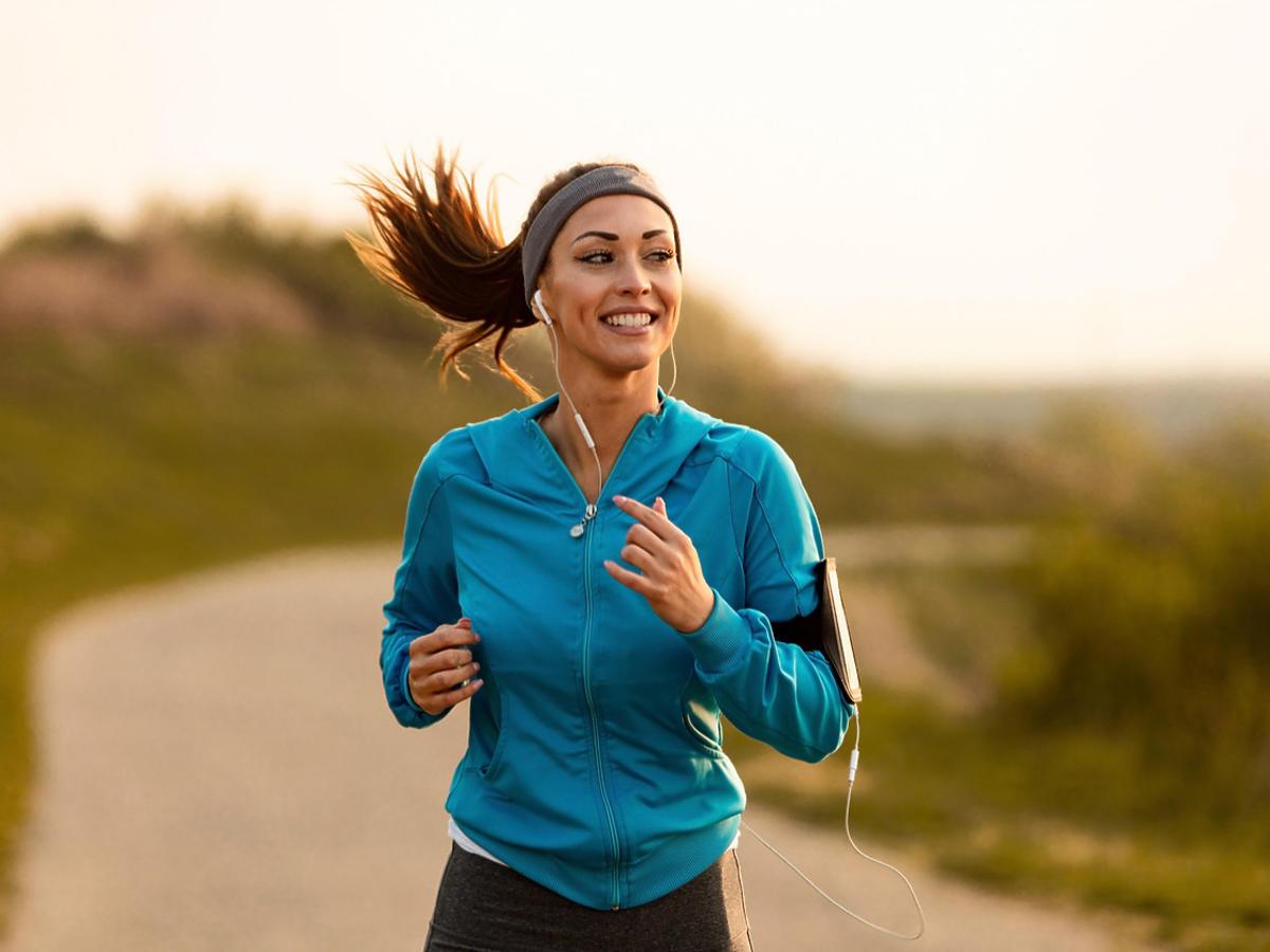 jak biegać, żeby schudnąć