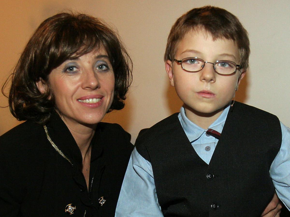 Jak dziś wygląda syn Hanny Śleszyńskiej i Piotra Gąsowskiego?