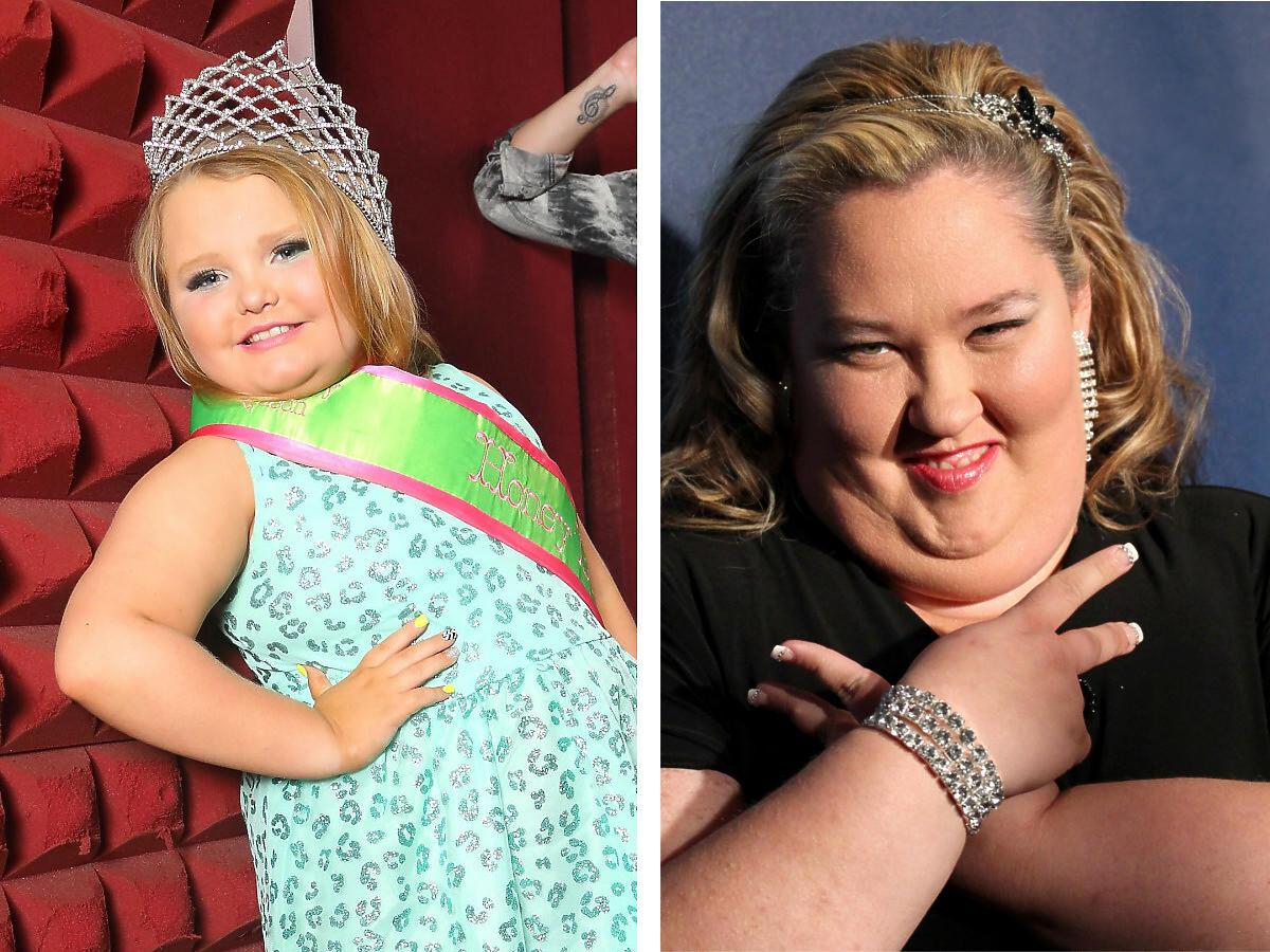 Jak dziś wyglądają Honey Boo Boo i Mama June? Córka celebrytki jest w ciąży!