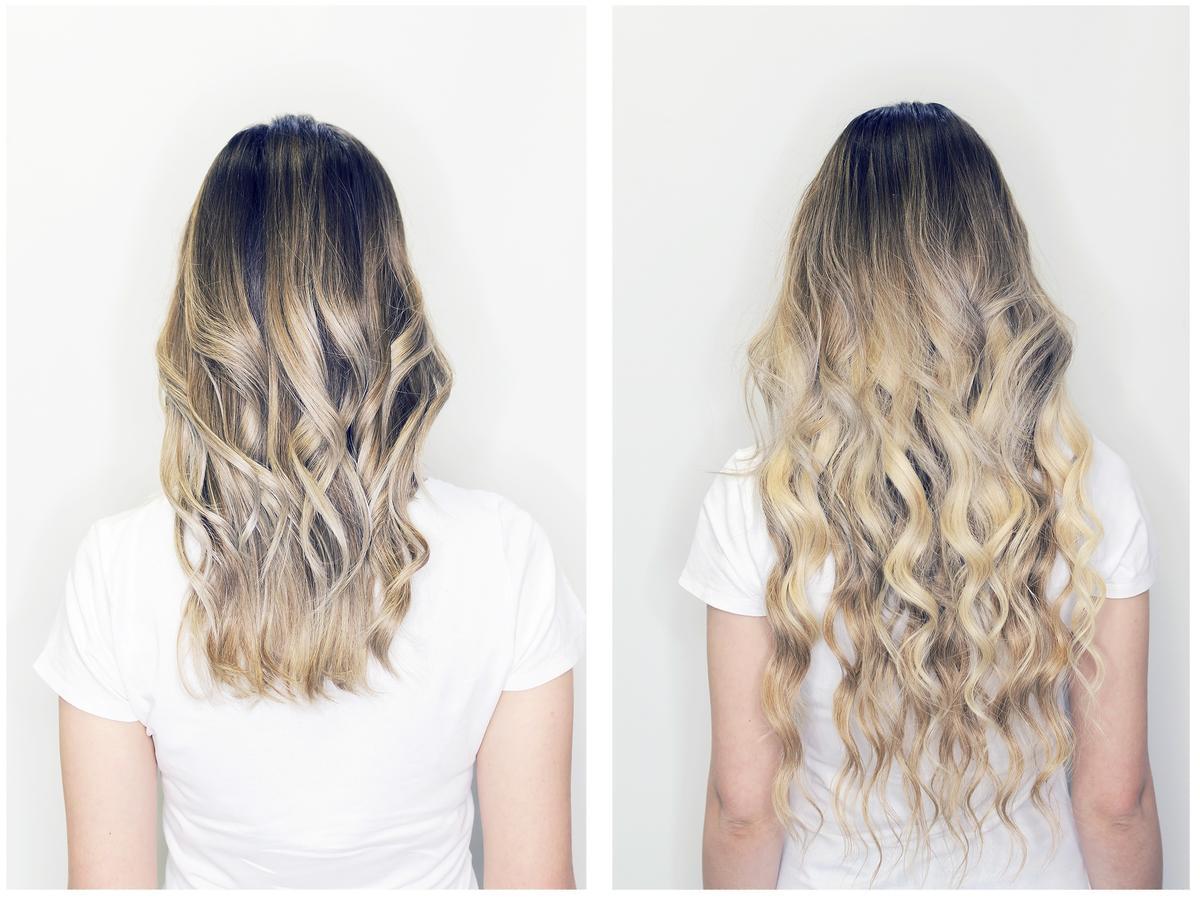 jak przyspieszyć wzrost włosów - efekty stosowania domowych sposobów na porost