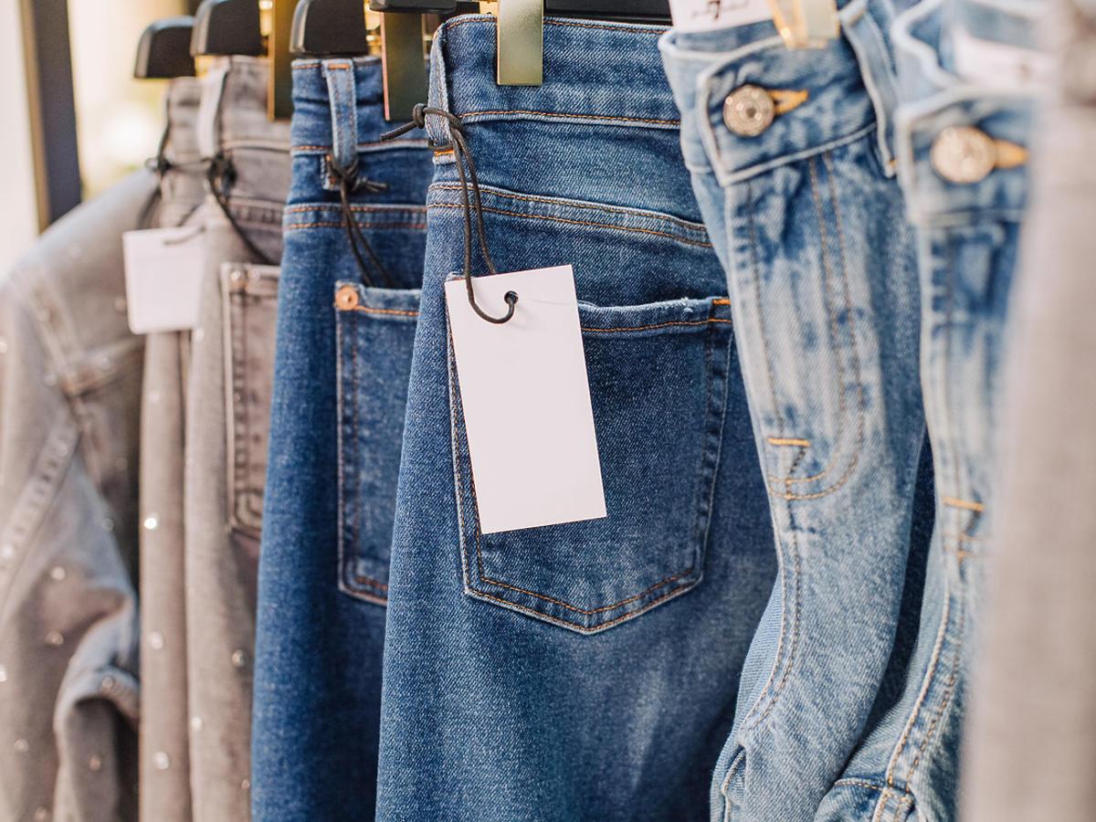 jak wybrać rozmiar ubrania w Zarze