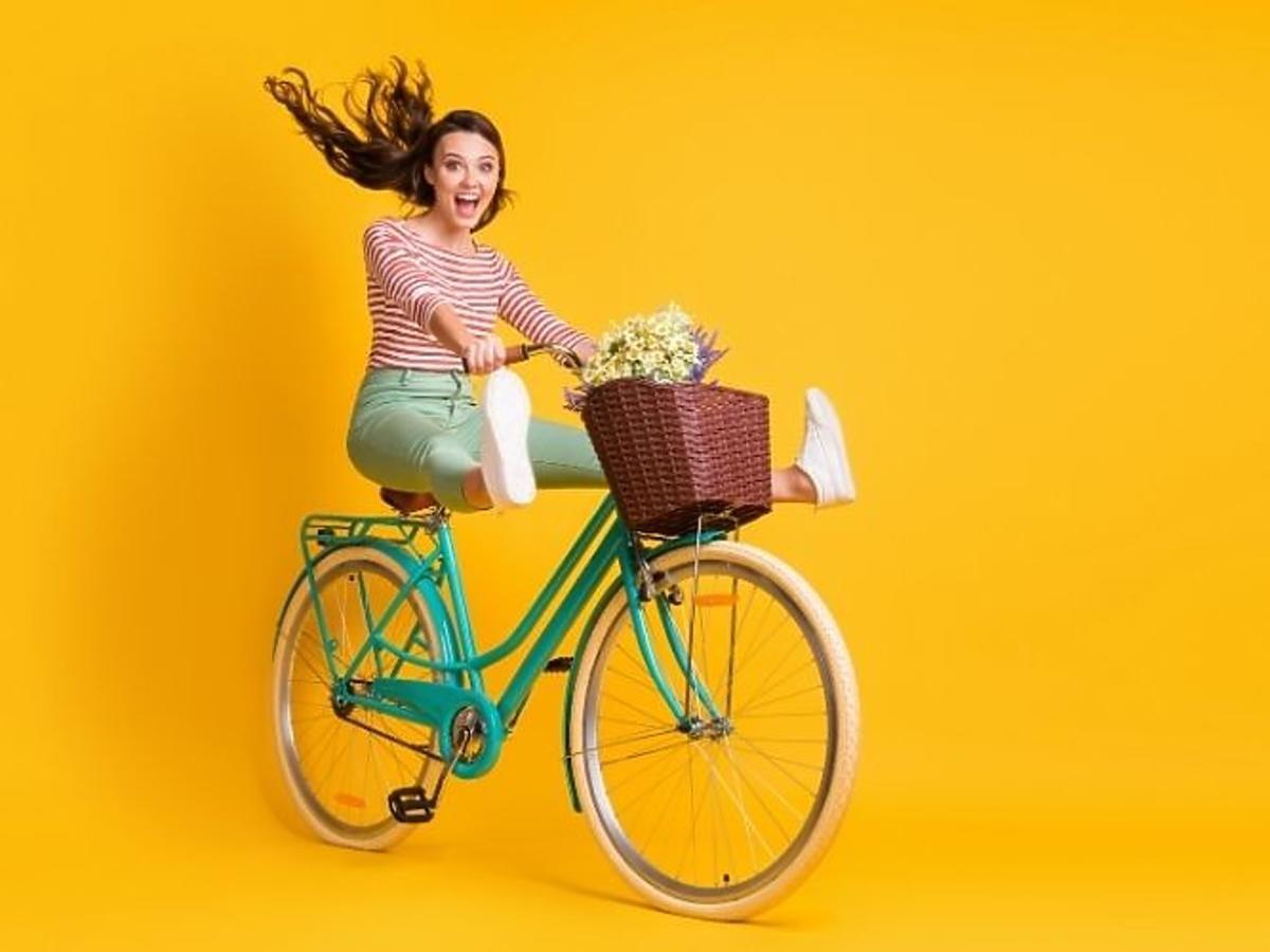 jazda na rowerze - dlaczego warto