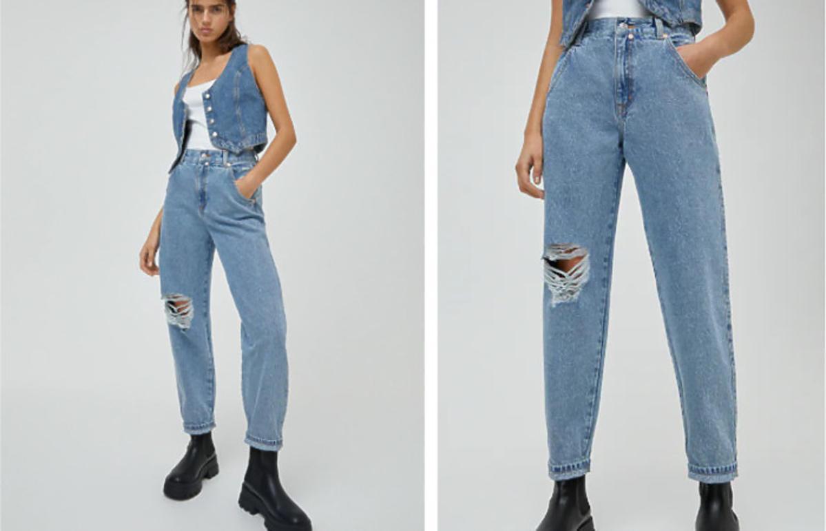 jeansy Pull&Bear