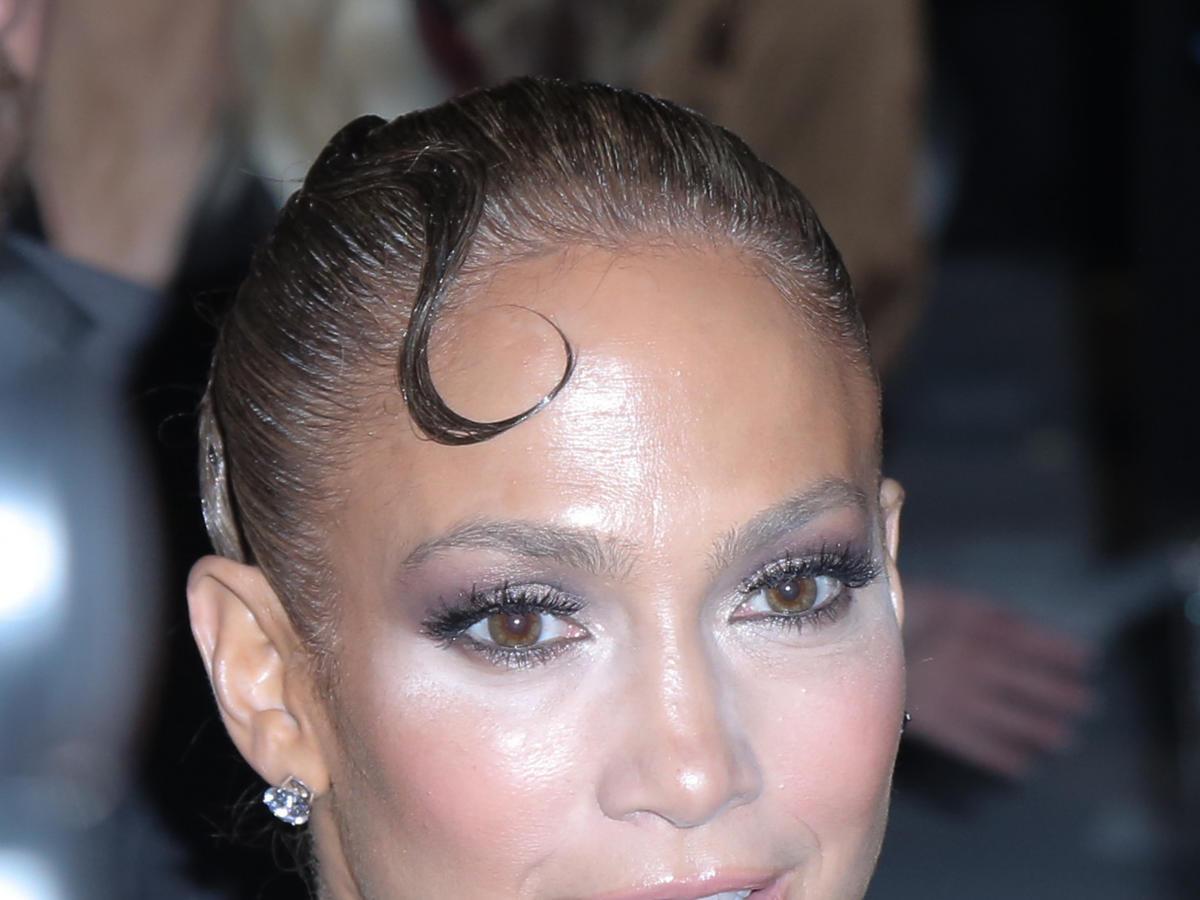 jennider lopez wpadka makijażowa