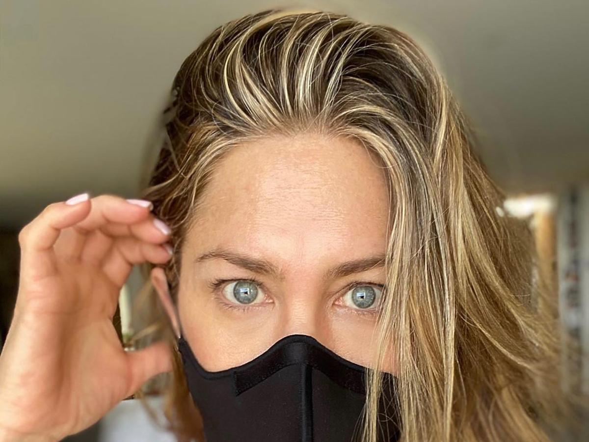 Jennifer Aniston dodała zdjęcie ze szpitala