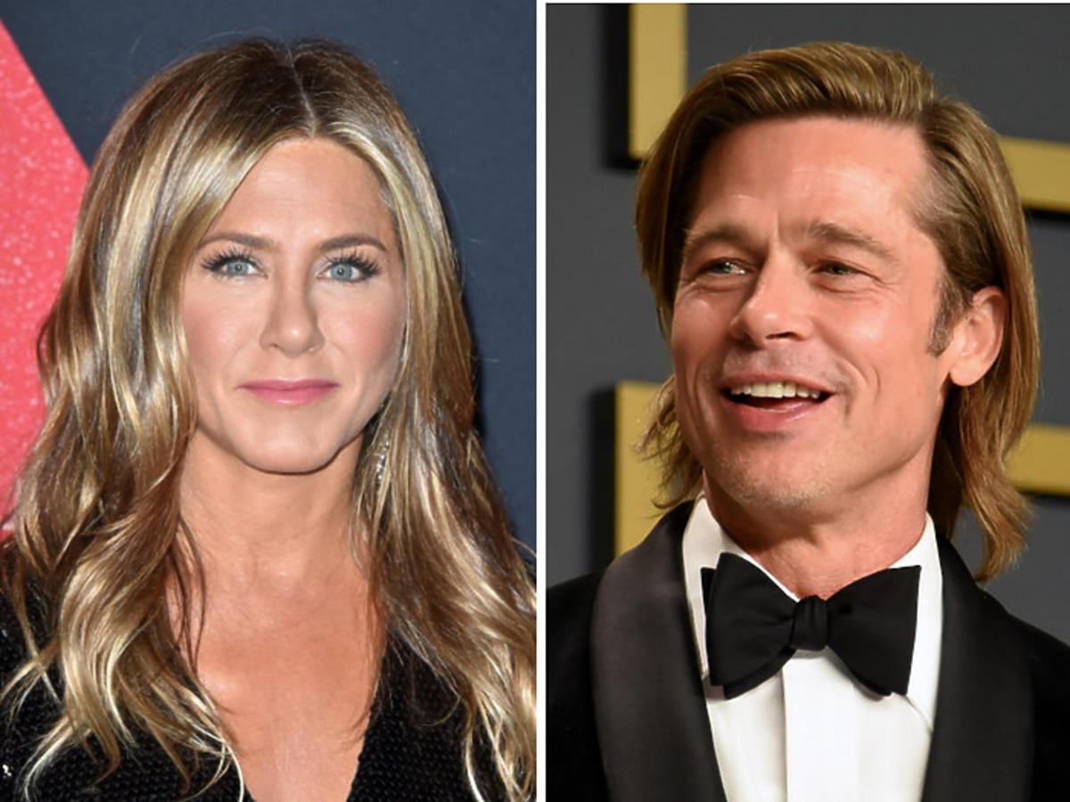 Jennifer Aniston i Brad Pitt zaręczyli się?