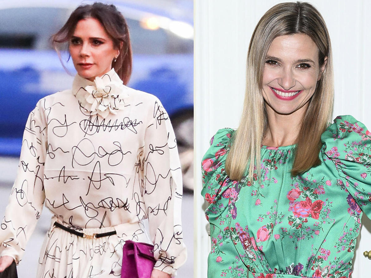 Joanna Koroniewska porównuje się do Victorii Beckham