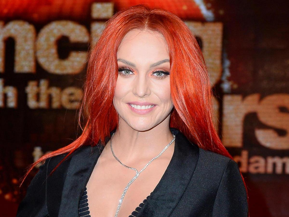"""Joanna Lazer, znana jako Ruda z """"Red Lips"""" zmieniła kolor włosów"""