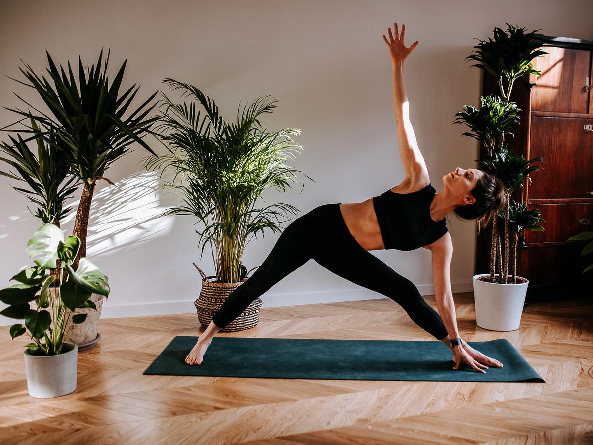 joga efekty ćwiczeń
