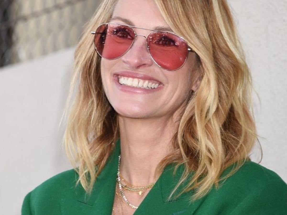 Julia Roberts  zdradziła sekret swoich białych zębów