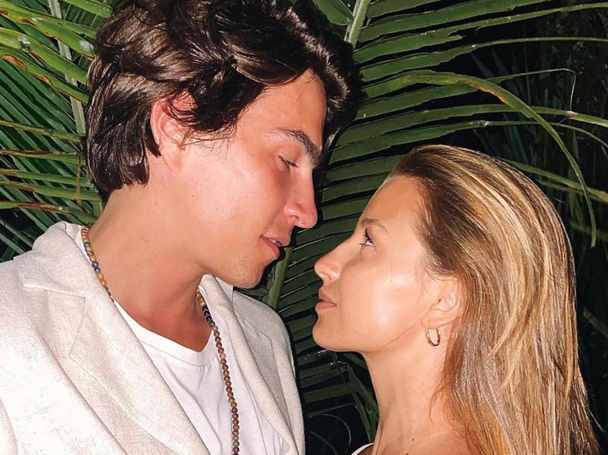 Julia Wieniawa i Nikodem Rozbicki razem na Zanzibarze