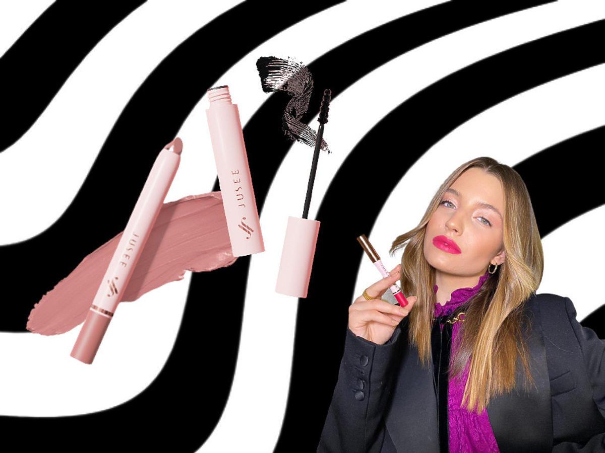 Julia Wieniawa - komsetyki Jusse Cosmetics