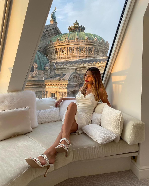 Julia Wieniawa w Paryżu