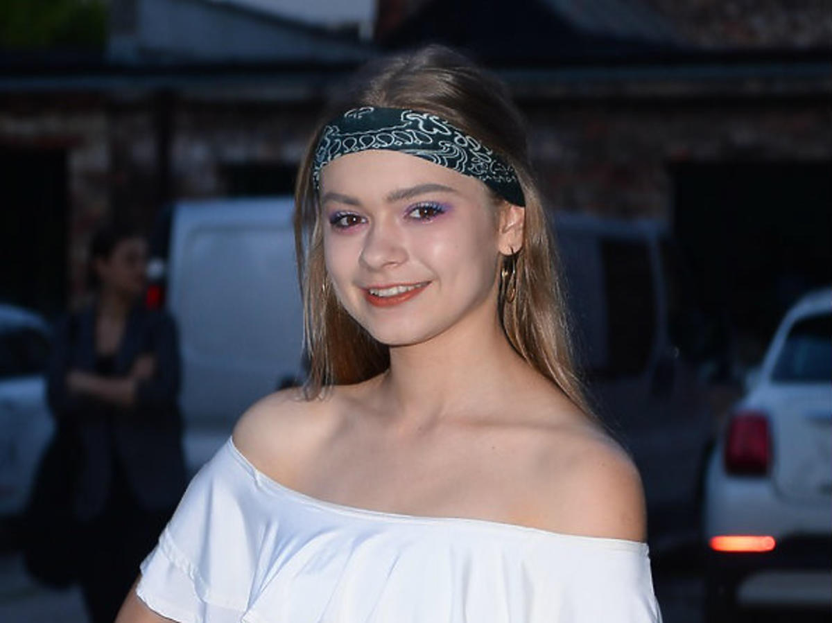 julia wroblewska stylizacja makijaż