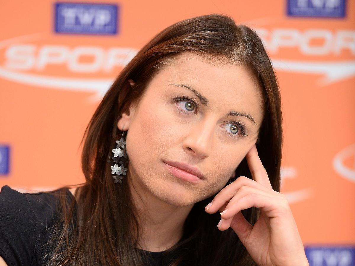 justyna kowalczyk brunetka