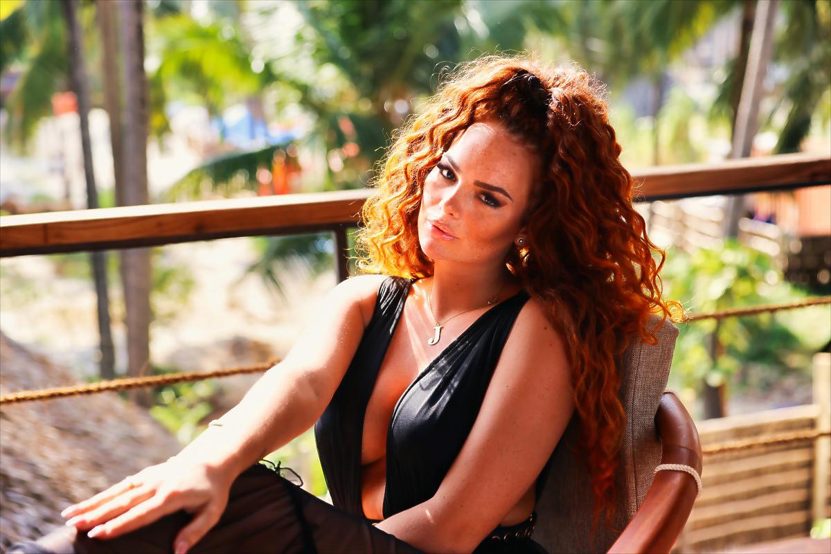 "Justyna Michałowska ""Hotel Paradise 3"""