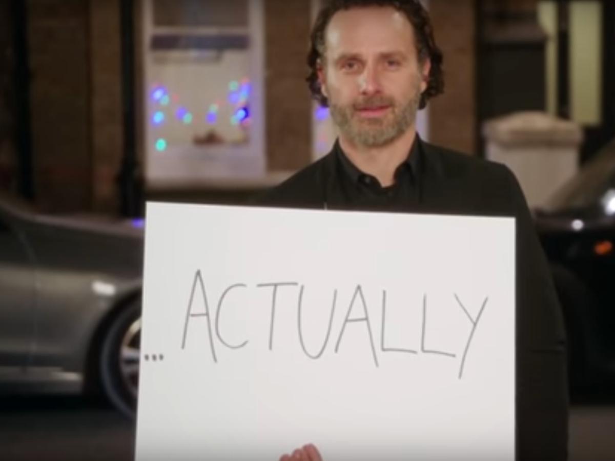 """Kadr z trailera """"To właśnie miłość 2"""""""