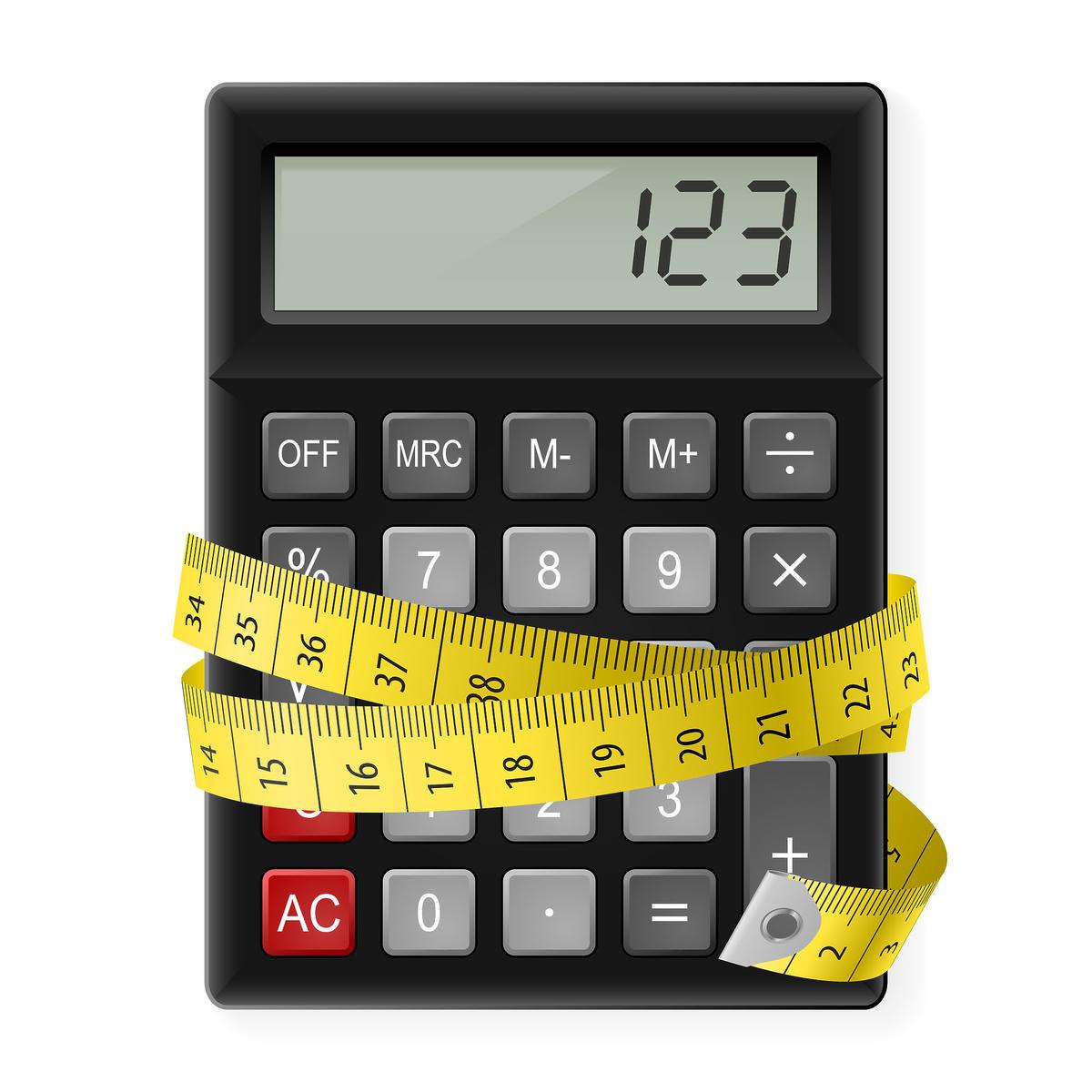 Kalkulator kalorii zeby schudnąć